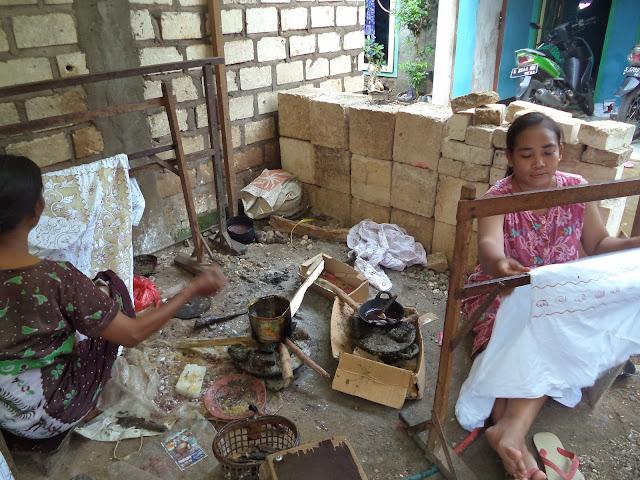 Gb.Industri Kreatif Batik Jonegoroan,Di Kabupaten Bojonegoro