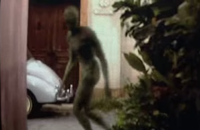 BRASIL - Relembre a História do Extraterrestre e do Disco Voador que Sobrevoou Passo Fundo R.S