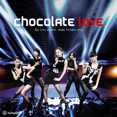 [Single] f(x) – Chocolate Love