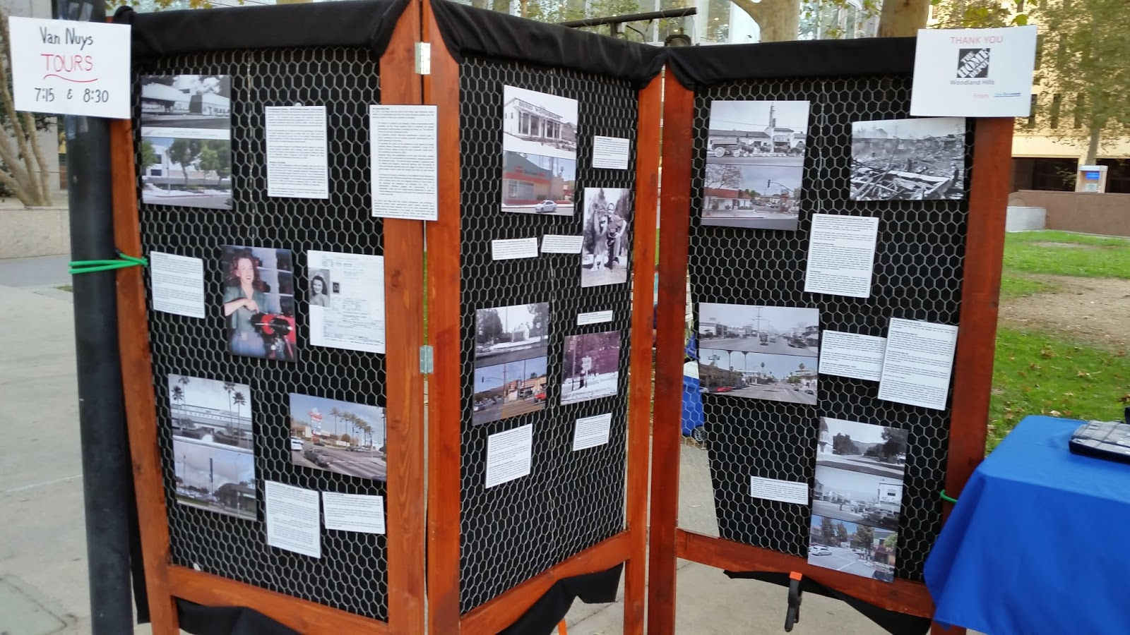 The Museum Of The San Fernando Valley Thank You Home Depot In