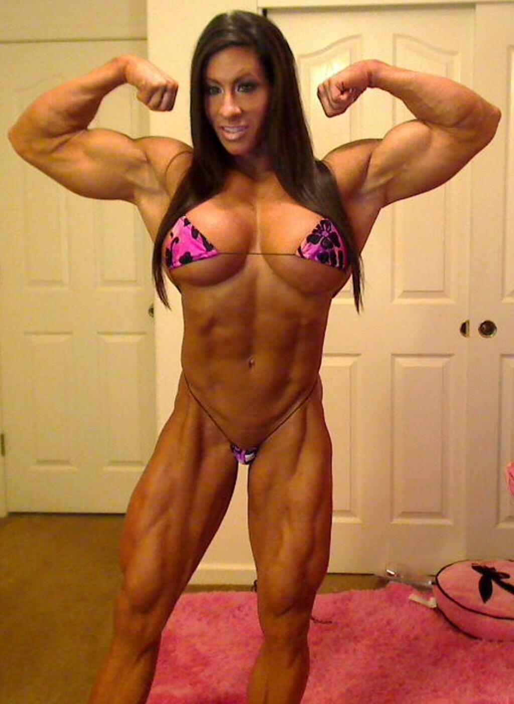 She Muscle Hunter 118