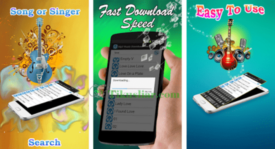 Aplikasi Download Lagu Mp3 Android Terbaik