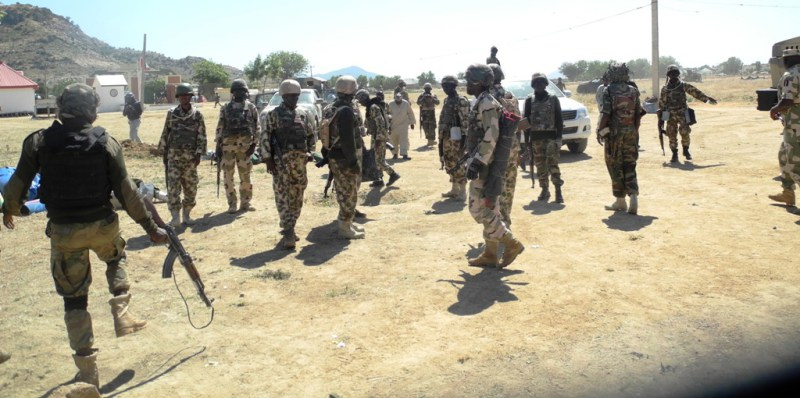 Nigeria Army Confirms The Arrests Two Boko Haram Local Govt. Bosses