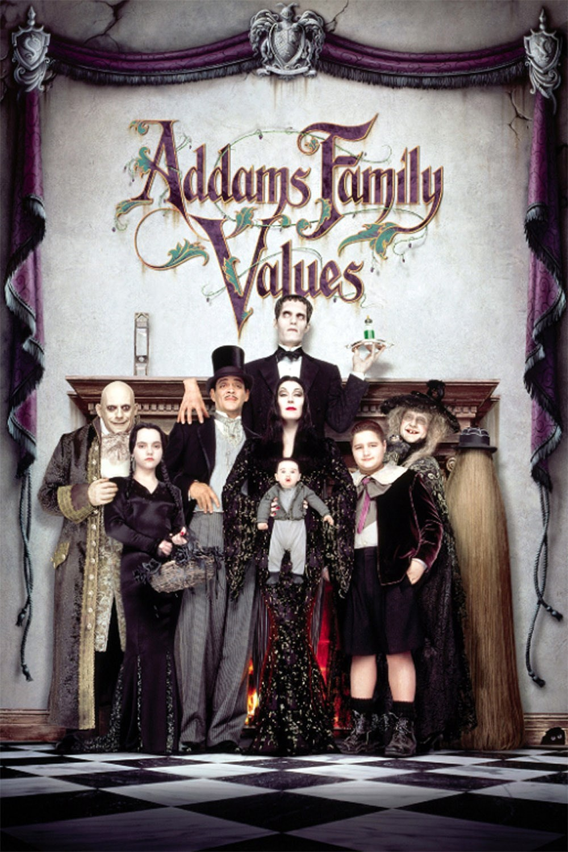Addams Family Values [1993] [DVDR] [NTSC] [Latino]