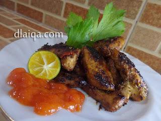Ayam Fillet Panggang Sederhana ala Wulan
