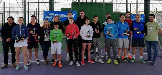 Tenis Sagarbe Galapagar