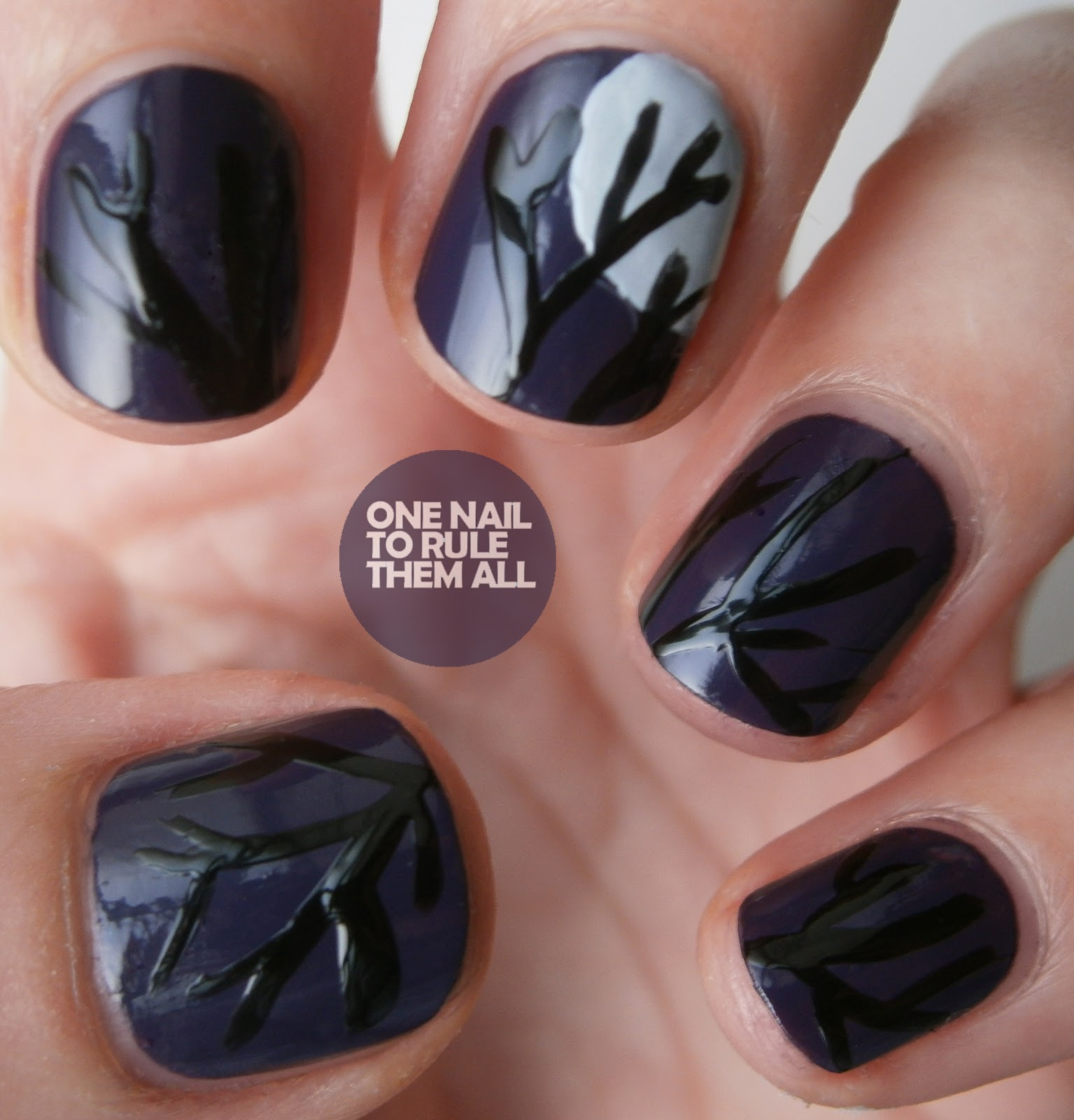 Collection 2000 Twilight Review And Nail Art Nail Art Designs