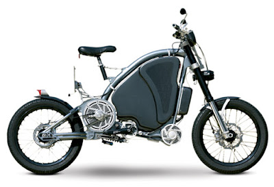 bicicleta electrica Erockit