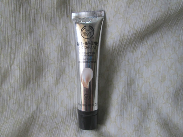 The Body Shop All-In-One BB Cream 03 Review, Pictures and Swatches