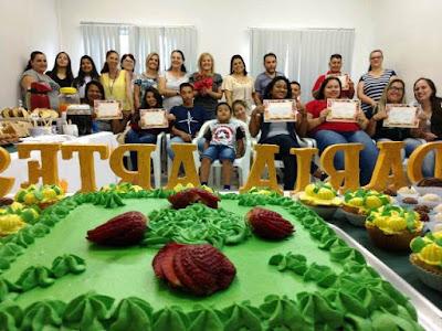 Fundo Social de Registro-SP forma 15ª turma da Padaria Artesanal