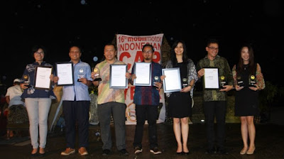 Pemenang Mobilmotor Car of the years 2017