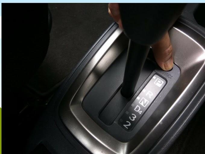 """Inilah fungsi """"SHIFT LOCK"""" pada kereta Auto yang ramai orang tak tahu"""