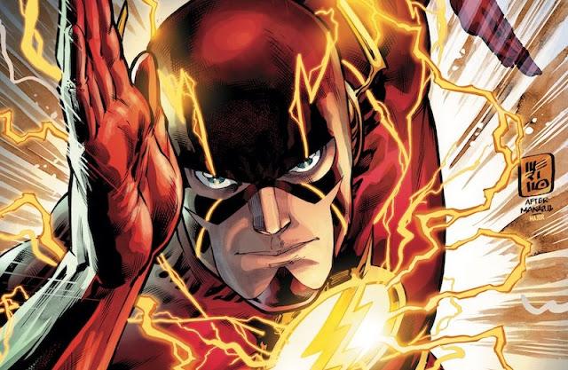 siapa The Flash, Superhero Paling Cepat dari DC Comics