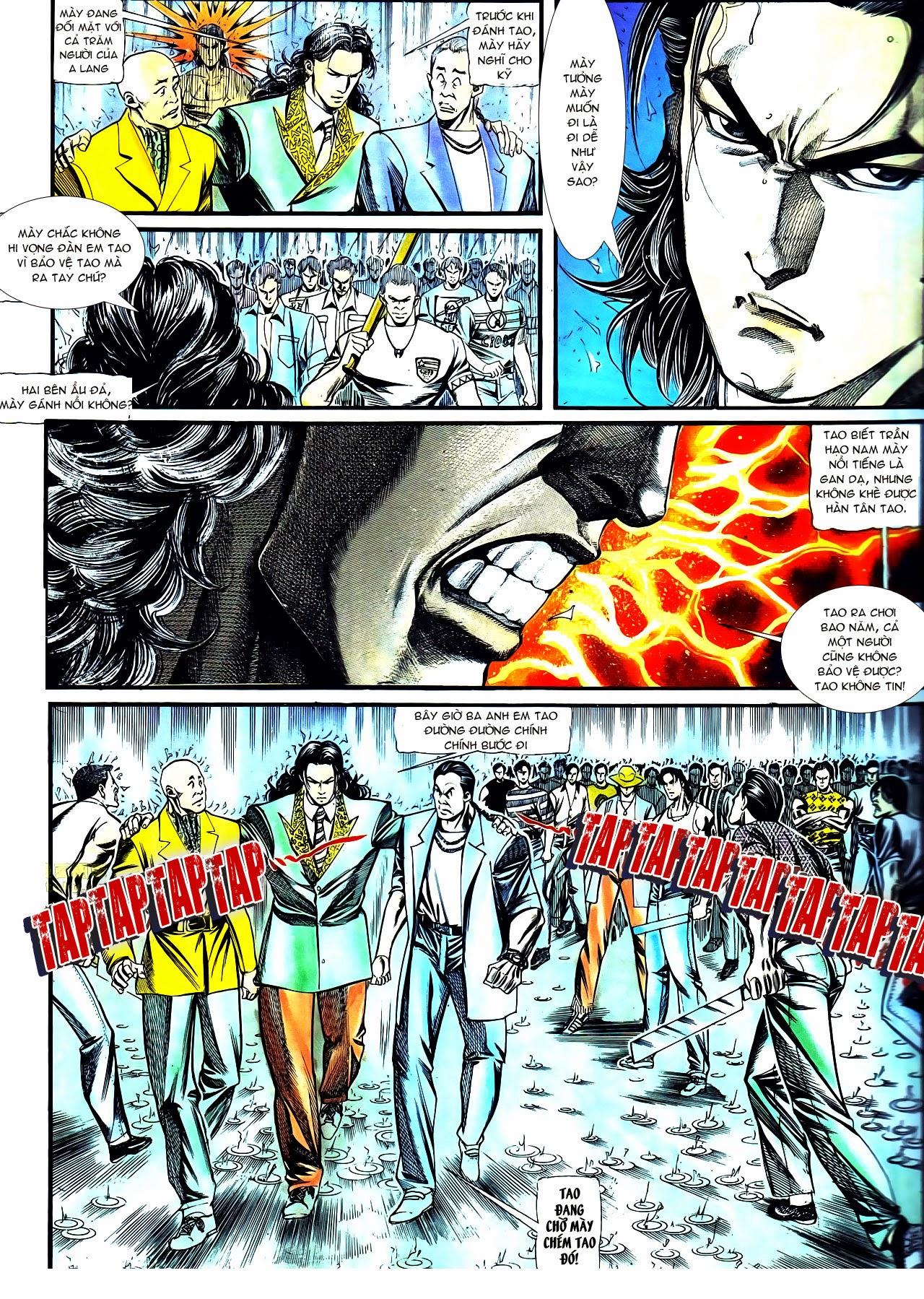 Người Trong Giang Hồ chapter 126: bá chủ trang 12