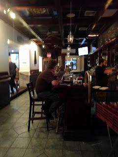 Afternoones bar, Staten Island, New York, June 2016