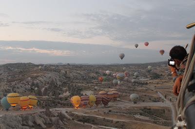 Pengalaman Terbang di Cappadocia yang Takterlupakan