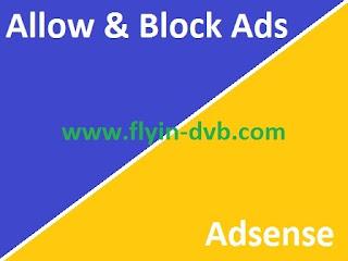 Cara Meningkatkan BPK Adsense Dengan Fitur Allow dan Block Ads