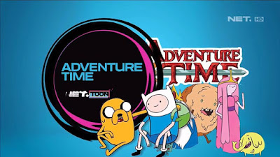 Adventure Time di NET Toon