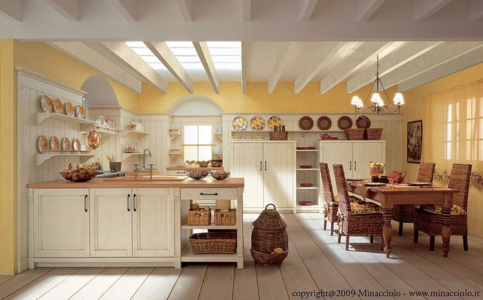 Kanes Furniture: Traditional Kitchen Design Ideas 2012 From ...