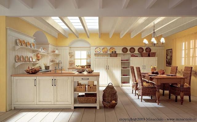 Kanes furniture traditional kitchen design ideas 2012 - Marchi cucine moderne ...