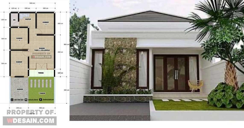 rumah 6x12