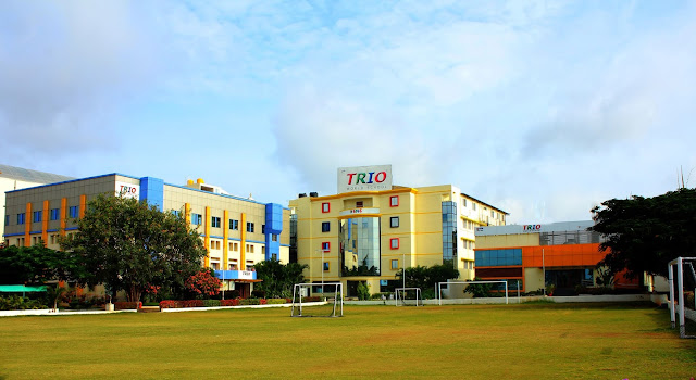 Trio World Academy installs a digitally backed foolproof school security system