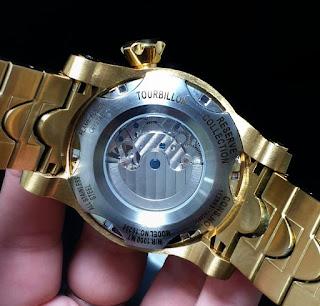 Jam tangan invicta pria