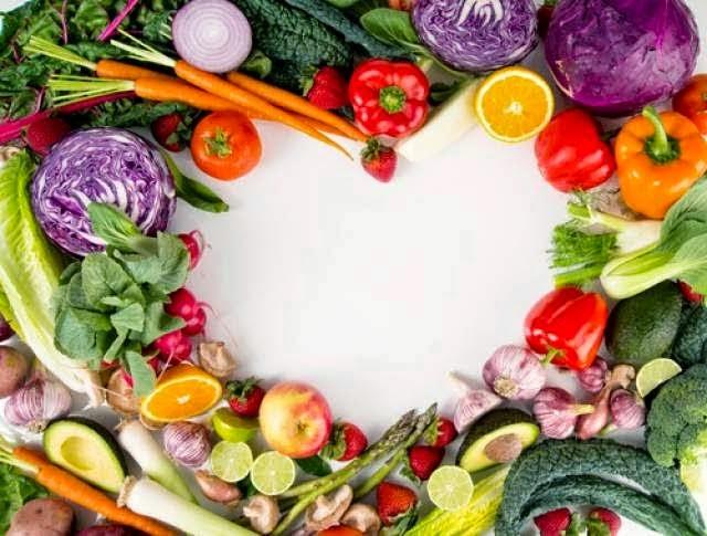 alimentatia sanatoasa este cheia unui organism puternic