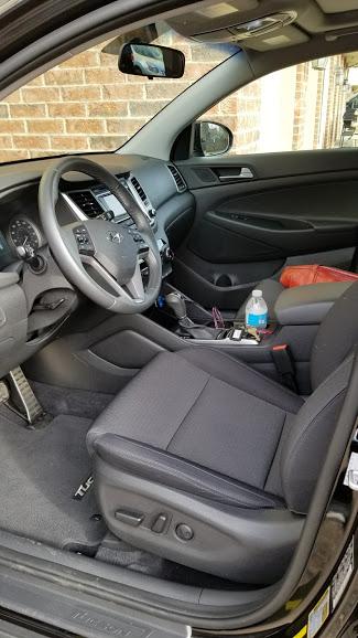 2017 Hyundai Tucson Night AWD SUV