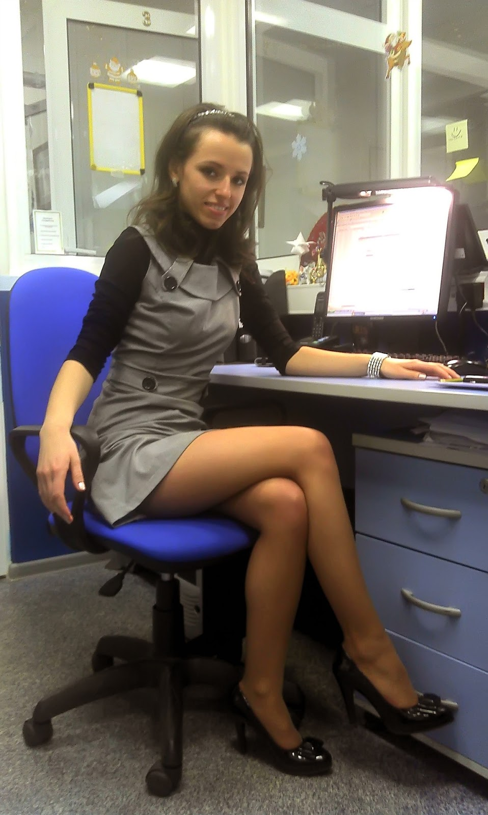 Joy Of Tights Aka Pantyhose Give Your Colleagues A -8903