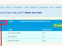 Tips Download Prefill Nilai Rapor 100%  Berhasil