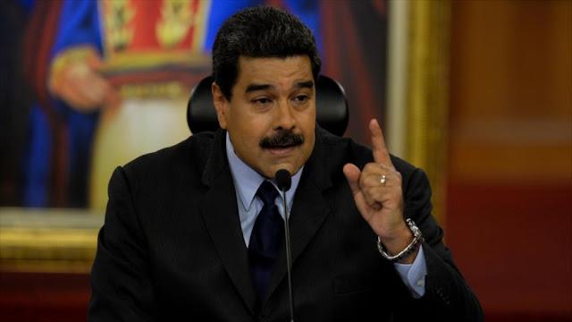 Maduro: Se activa el Consejo de DDHH ante la violencia opositora