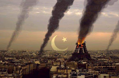 islamic conquest of europe in 21st century