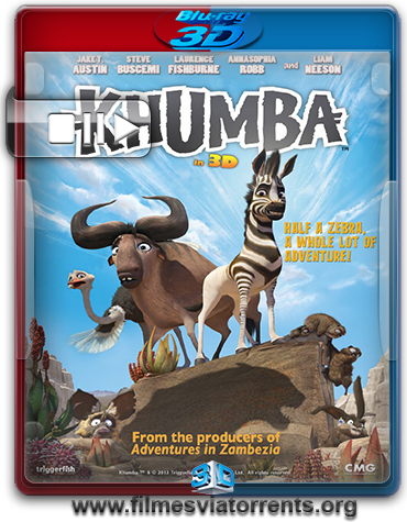 Khumba Torrent - BluRay Rip 1080p 3D HSBS Legendado (2014)
