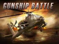 GUNSHIP BATTLE Helicopter 3D MOD APK v2.5.31 Latest Version