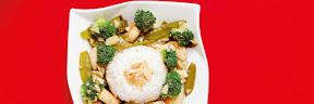 Tofu Brokoli Kacang Kapri Untuk Bumil