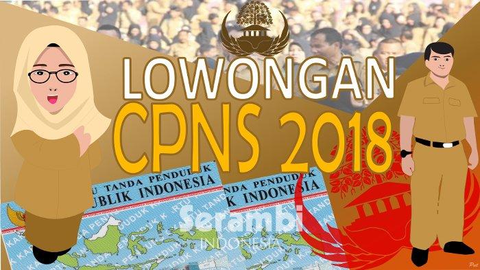 Dibuka 16-20 September, Begini Cara Pendaftaran CPNS 2018 Melalui Portal sscn.bkn.go.id
