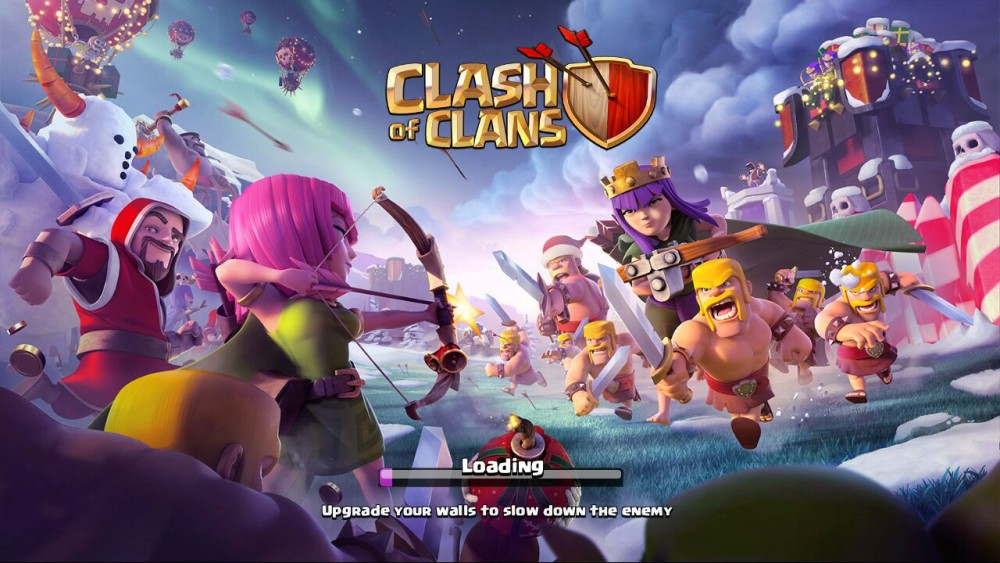 coc mod apk android