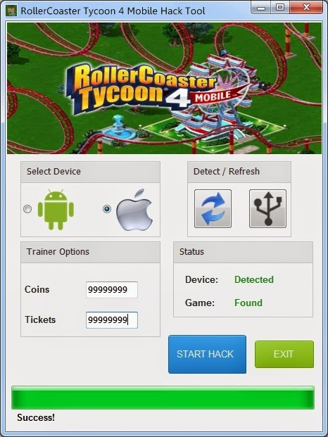 roller coaster tycoon cheats mobile - FREE ONLINE