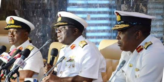 Navy Probes Officer Over Allegation of Abduction, Assault