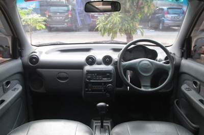 Interior KIA Visto