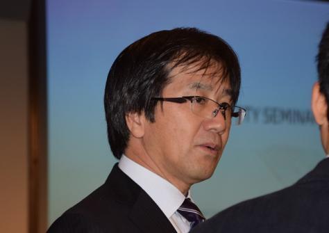 Seigo Kuzumaki Toyota