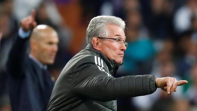 Agen Bola Piala Dunia 2018 - Heynckes Takkan Melatih Lagi Musim Depan