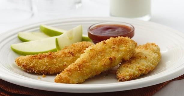 Fried Chicken Tenders Real Hcg Diet