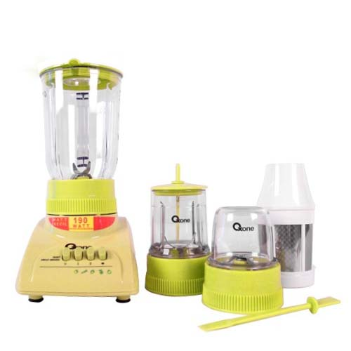 OX-863 3in1 Blender Oxone - Hijau