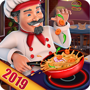 Playstore Icon of Kitchen Station Chef: Cooking Restaurant Tycoon