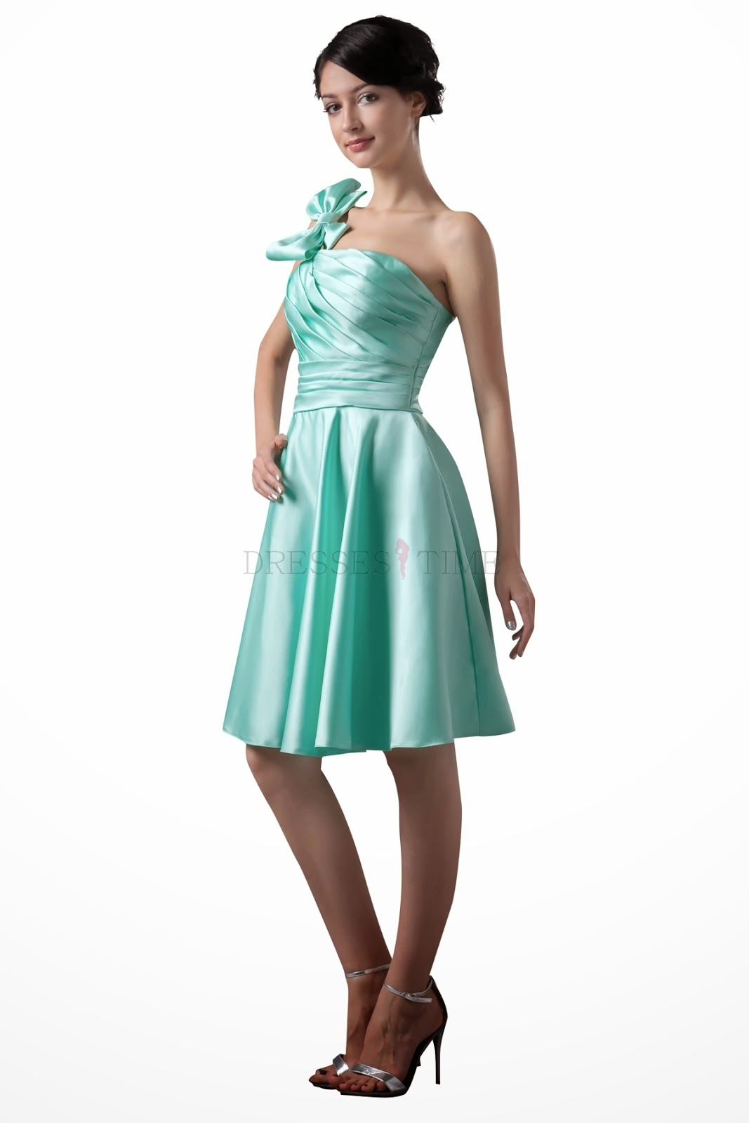 Modelo de vestidos sport elegante