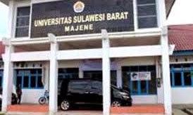Jadwal Pendaftaran Mahasiswa Baru ( unsulbar ) Universitas Negeri Sulawesi Barat 2018-2019