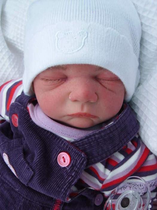 Куклы младенцев от Glenda Ewart 10