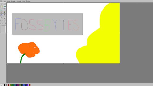 كيف تستخدم برنامج الرسام Paint على أى متصفح ويب